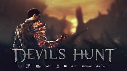 Devil's Hunt - virallinen julkistuspätkä