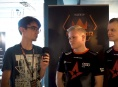 Faceit Major - Xyp9x and Magisk Interview