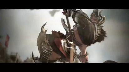 Black Desert - PS4 Pre-Order Trailer