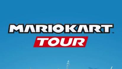 Mario Kart Tour - julkaisupäivän traileri
