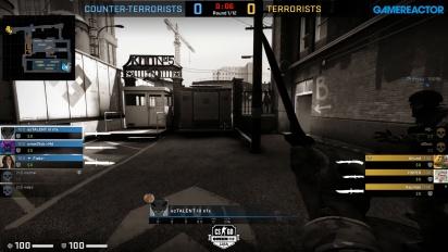OMEN by HP Liga - Div 1 Round 1 - V2 vs Olsens Diciple - De Train.