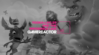 GR Liven uusinta: Yooka-Laylee and the Impossible Lair
