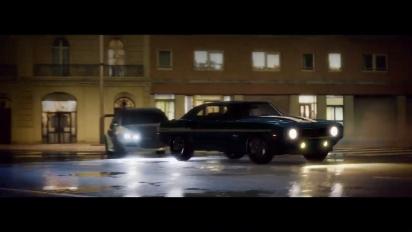 Fast & Furious Crossroads - paljastustraileri