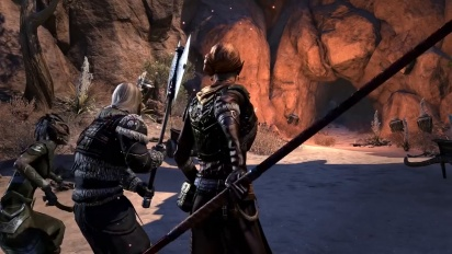The Elder Scrolls Online: Harrowstorm - Gameplay Traileri