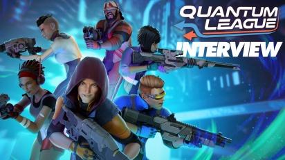 Quantum League - Andres Chilkowski haastattelussa