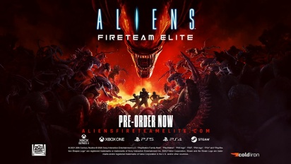 Aliens: Fireteam - Elite Pre-order Traileri