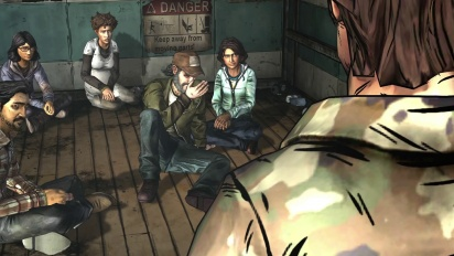 The Walking Dead: Season 2 Episode 3 - Official Trailer