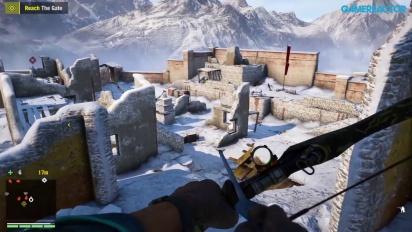 Far Cry 4 - Himalajan kylmät maisemat