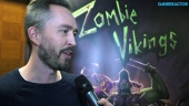 Zombie Vikings - Luovan ohjaajan haastattelu