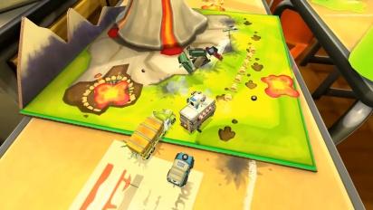 Micro Machines iOS - virallinen HD-pelikuvatraileri