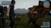 Final Fantasy XV -pelikuvaa