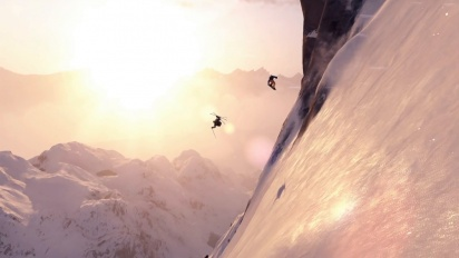 Steep - Made in the Alps Dev Diary #1: The World