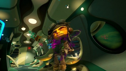 Psychonauts: In the Rhombus of Ruin -julkaisutraileri
