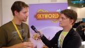 SkyWorld - Paul van der Meer haastattelussa