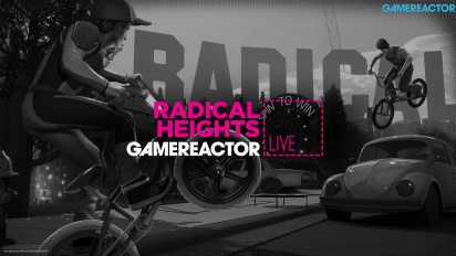 GR Liven uusinta: Radical Heights