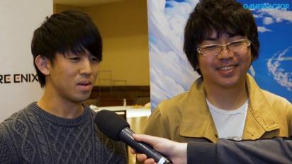 Dragon Quest XI - Hokuto Okamoto & Hikari Kubota haastattelussa