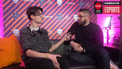 FUT Champions Cup Manchester - Brent Koning haastattelussa