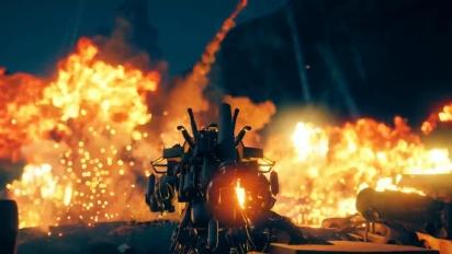 RAGE 2 - E3-pelikuvaa