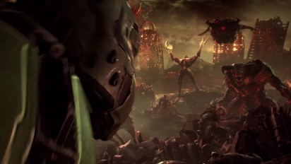Doom Eternal - E3 2018 -pätkä