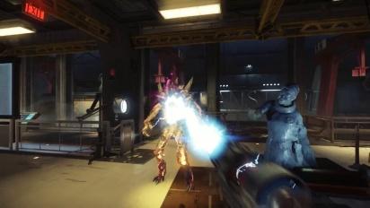 Prey - Mooncrashin virallinen E3-traileri