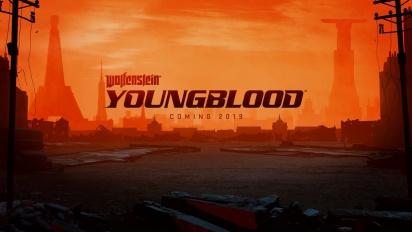 Wolfenstein: Youngblood - E3-pätkä