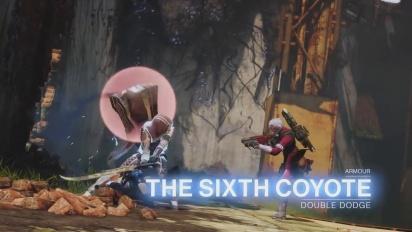 Destiny 2 - Forsaken New Weapons and Gear