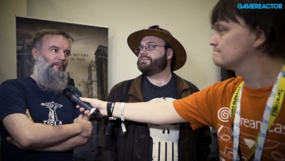 Twin Mirror - Hélène Henry, Matthew Ritter & Fabrice Cambounet haastattelussa