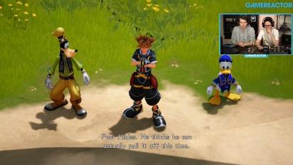 GR Liven uusinta: Kingdom Hearts III