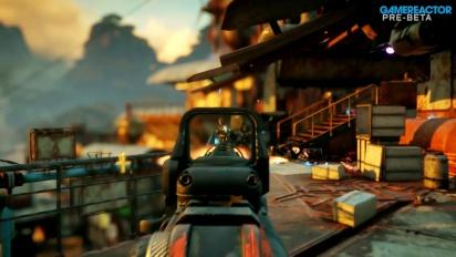 Rage 2 - Outpost-pelikuvaa