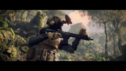 Predator: Hunting Grounds - paljastustraileri