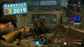 E3-pelikuvaa Zombie Army 4: Dead Warista