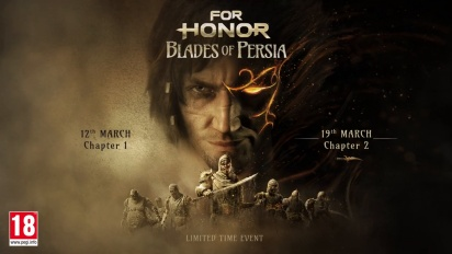 For Honor - Blades of Persia Event Traileri