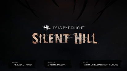 Dead by Daylight: Silent Hill - virallinen traileri