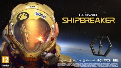 Hardspace: Shipbreaker - Gameplay Overview Traileri