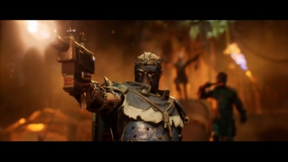 Necromunda: Underhive Wars - Cawdor Gang -traileri