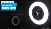 Nopea katsaus - Wistream Halo 300 Ring Light