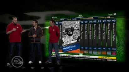 Madden NFL 12 - Ultimate Team Trailer