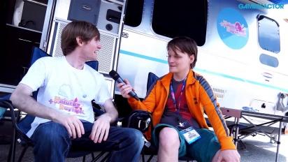E3 2014: Hatoful Boyfriend -haastattelu