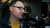 Submerged - Andrew Jamesin haastattelu