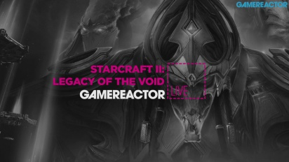 GR Live -uusinta: StarCraft II: Legacy of the Void