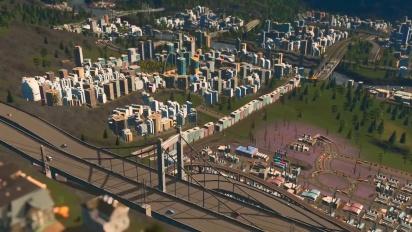 Cities: Skylines - Xbox Onen julkaisutraileri