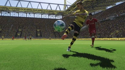 Pro Evolution Soccer 2018 - NVIDIA Ansel capture tech trailer