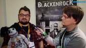 The Last Crown: Blackenrock - Matt Clark haastattelussa