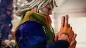 Street Fighter V - Zeku-julkistustraileri