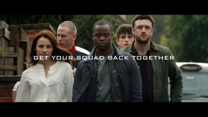 Call of Duty: WWII - Reassemble! UK Live Action -traileri
