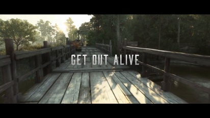Hunt: Showdown - Steam-traileri