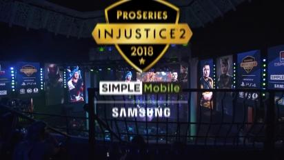 Injustice 2 Pro Series