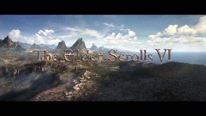The Elder Scrolls VI - virallinen E3-pätkä