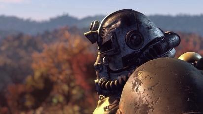 Fallout 76 - virallinen E3-traileri