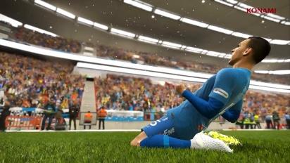 PES 2019 - Russian Premier Liga -traileri
